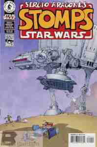 Sergio Aragones Stomps Star Wars
