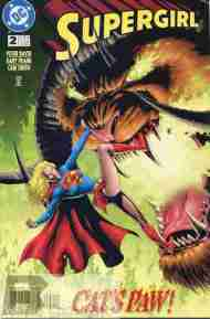 """Yesterday's"" Comic> Supergirl #2 (1996)"