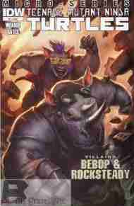 BW's Morning Article Link: Bebop & Rocksteady's Forgotten Friend