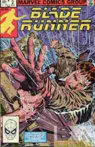 """Yesterday's"" Comic> Blade Runner adaptation#2"