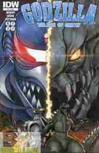 Godzilla Rulers Of Earth #6
