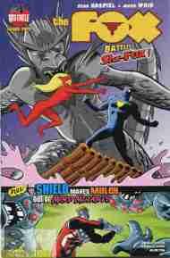 Today's Comic> The Fox#2