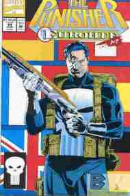 """Yesterday's"" Comic> The Punisher V2 #64"