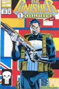 """Yesterday's"" Comic> The Punisher V2#64"