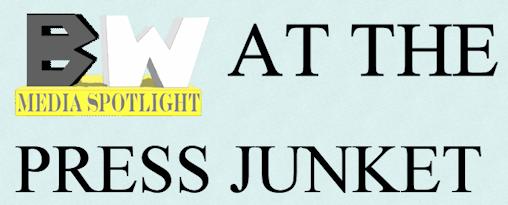 BW At The Press Junket logo