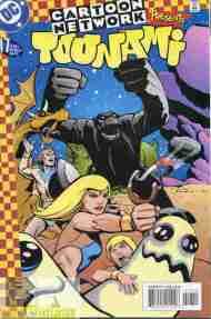 """Yesterday's"" Comic> Cartoon Network Presents#17"