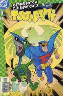Cartoon Network Presents #21