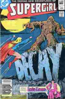 Daring New Adv of Supergirl #3