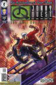 """Yesterday's"" Comic> The Real Adventures Of Jonny Quest #6"