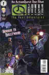 """""""Yesterday's"""" Comic> The Real Adventures Of Jonny Quest#7"""