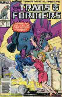 The Transformers #31