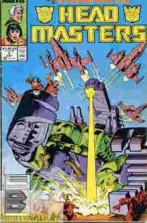Transformers Headmasters #2