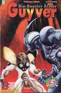 Bio-Booster Armor Guyver pt 5 #5