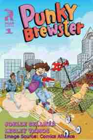 Morning Article Link: Punky Brewster Gets A Comic