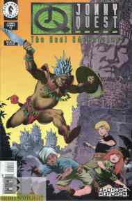 """Yesterday's"" Comic> The Real Adventures Of Jonny Quest #11"