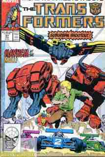 The Transformers #37
