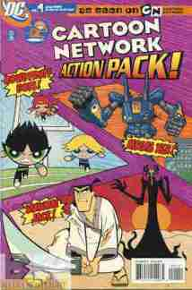 Cartoon Network Action Pack #1