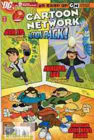"""""""Yesterday's"""" Comic> Cartoon Network Action Pack#2"""