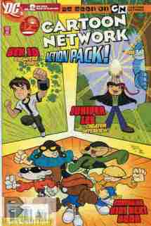 Cartoon Network Action Pack #2