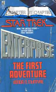 Chapter By Chapter: Enterprise -The First Adventure Ch. 1