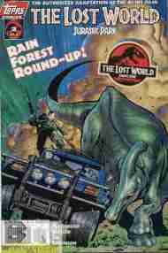 BW's Morning Article Link: Jurassic ParkGo