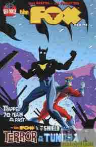 Today's Comic> The Fox#5