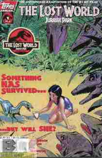 The Lost World JP #1