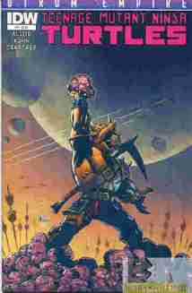 TMNT Utrom Empire #2