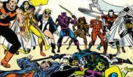 """Yesterday's"" Comic> West Coast Avengers Annual #2"