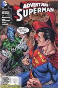 Today's Comic> Adventures Of Superman#11
