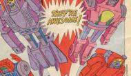 BW Morning Article Link: GoBots Finally Gets A Comic