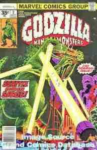 Godzilla #2 (Marvel)