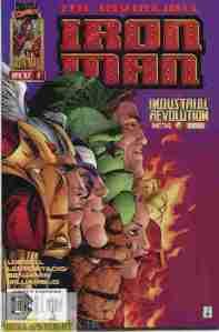 Iron Man V2 #6 (HR)