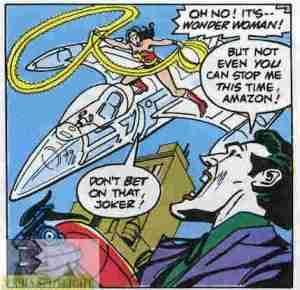 Super Powers Batman Diana