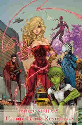 Teen Titans #1 2014
