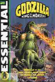 """Yesterday's"" Comic> Essential Godzilla overview"