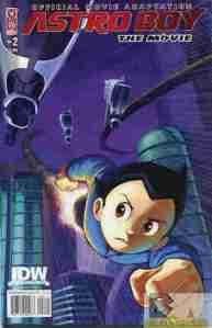 Astro Boy movie adaptation #2