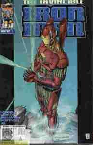 Iron Man V2 #7 (HR)