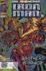 Iron Man V2 #9 (HR)
