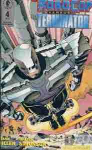 RoboCop Versus The Terminator #4