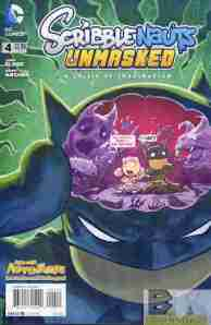 Scribblenauts Unmasked #4