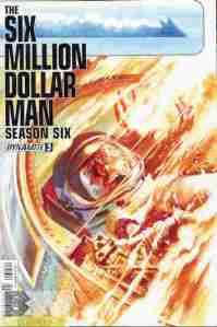 Six Million Dollar Man S6 #3
