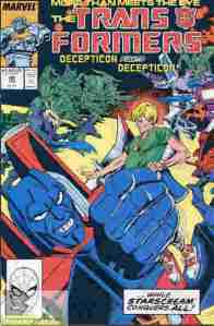 The Transformers #49