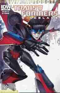 Transformers Windblade #2