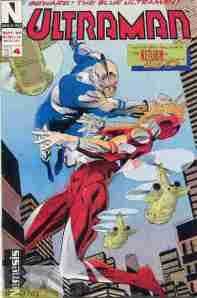 Ultraman #4 (ongoing)