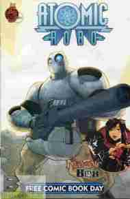 Morning Article Link: Atomic Robo Goes Online