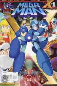 Today's Comic> Mega Man#37