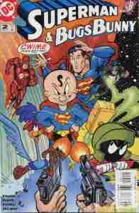 Superman & Bugs Bunny #2