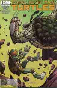 Today's Comic> Teenage Mutant Ninja Turtles#35