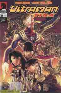 Ultraman Tiga #1